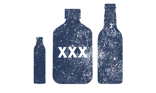 Whiskey Bottles icon